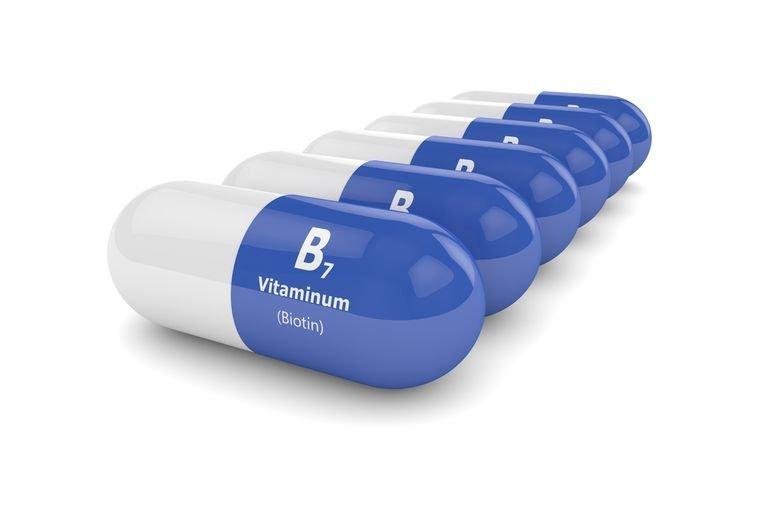 биотин витамин B7