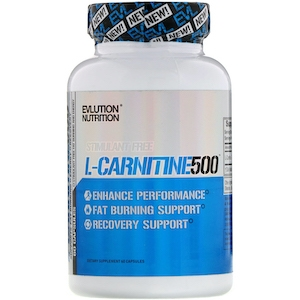 EVLution Nutrition L-Карнитин 500 мг