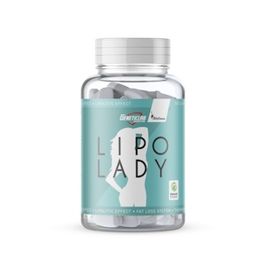 Geneticlab Nutrition Lipo Lady