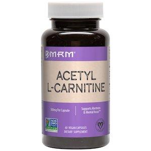 MRM Ацетил L-Карнитин 500 мг