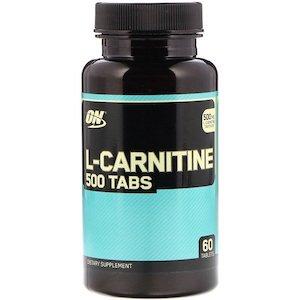 Optimum Nutrition L-Карнитин 500 мг