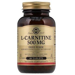 Solgar L-Карнитин 500 мг