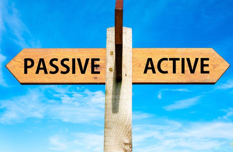 активность - пассивность