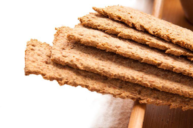 амарантовые хлебцы
