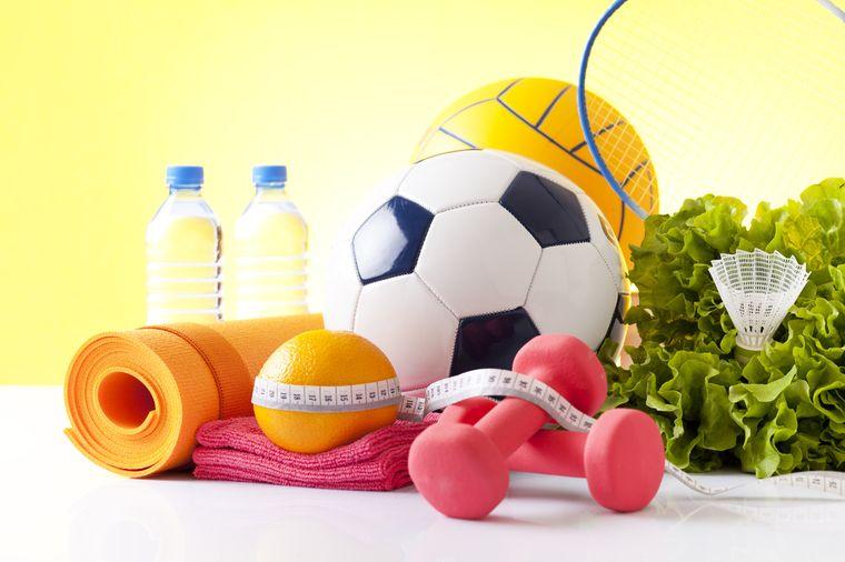 Какая диета нужна спортсмену