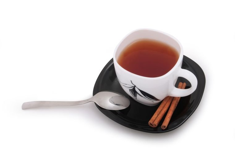 чай с корицеей