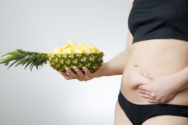 Ананасовая настойка для похудения: отзывы. Рецепт ананасовой настойки для похудения