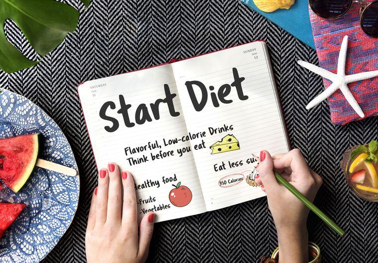 Как вести пищевой дневник для похудения .  Как худеть с пищевым дневником