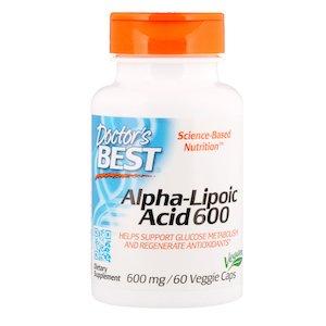 Alpha Lipoic Acid от Doctor's Best