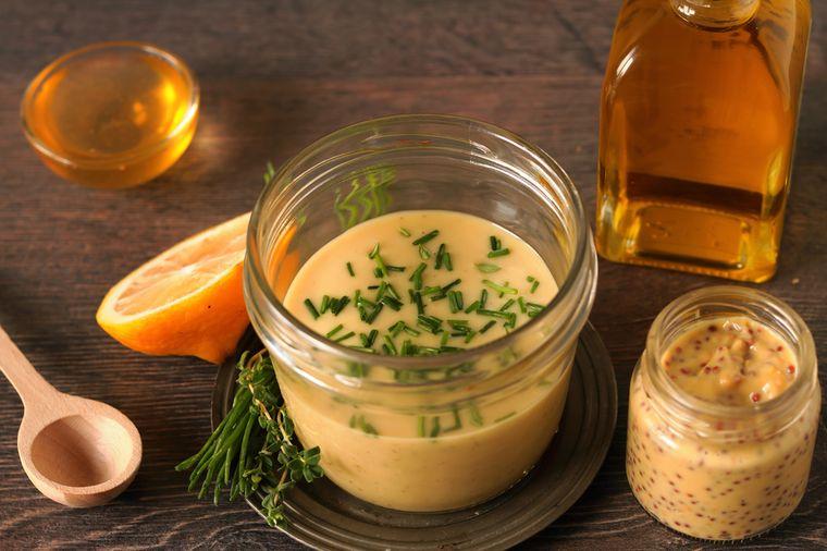 горчица с медом