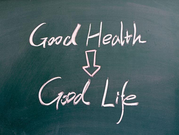 хорошее здоровье хорошая жизнь