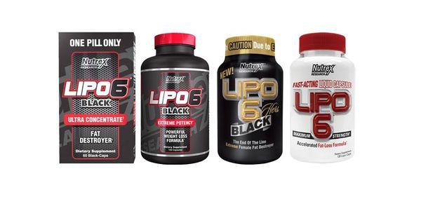 Как правильно принимать Липо 6 и Липо 6 Блэк (Lipo 6 Black)?