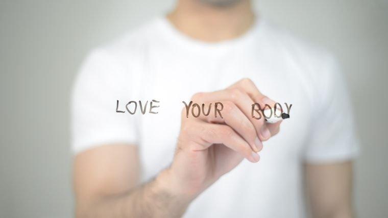 люби свое тело