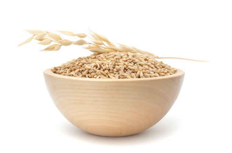 овес зерна