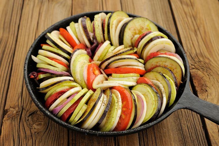 запеканка из овощей