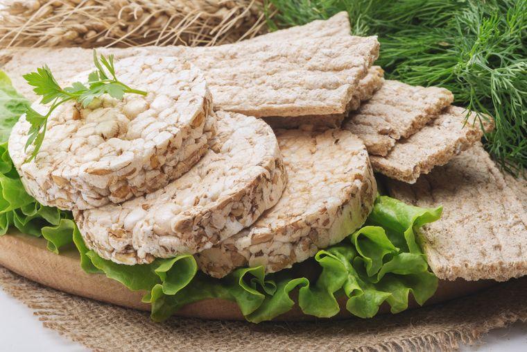 овсяные хлебцы