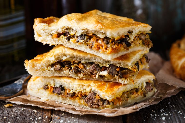 pie with liver