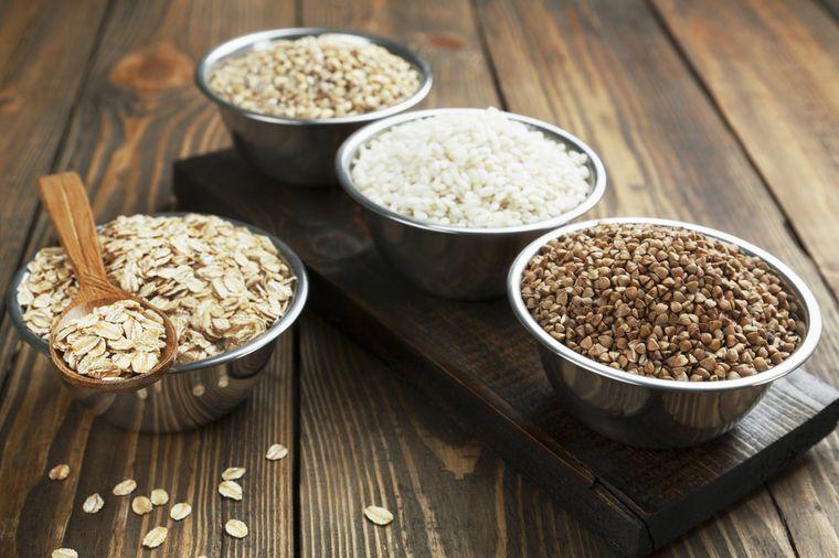Полезные Крупы На Диете. Какие крупы можно есть для похудения?