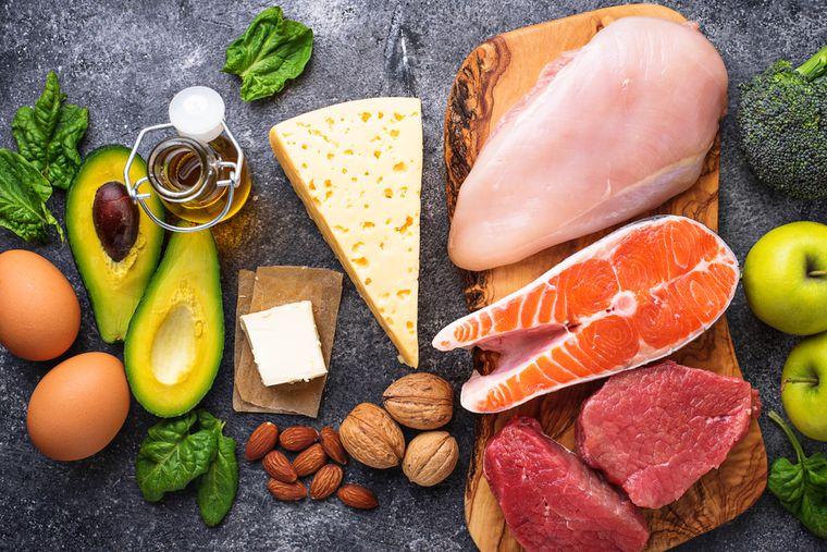 продукты для жировой диеты