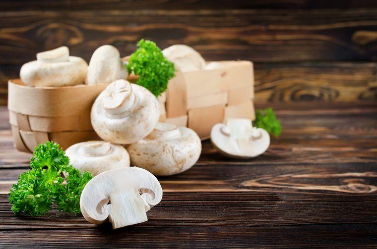 Калорийность шампиньонов: свежих, сушеных, консервированных, блюд