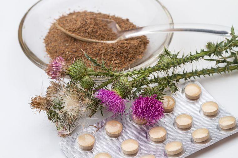 Польза и вред семян расторопши: как принимать, для похудения, печени