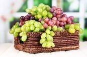 Калорийность винограда