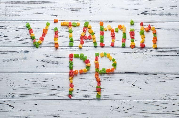 витамин pp