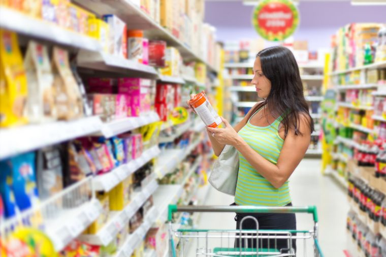 читаем этикетки на продуктах