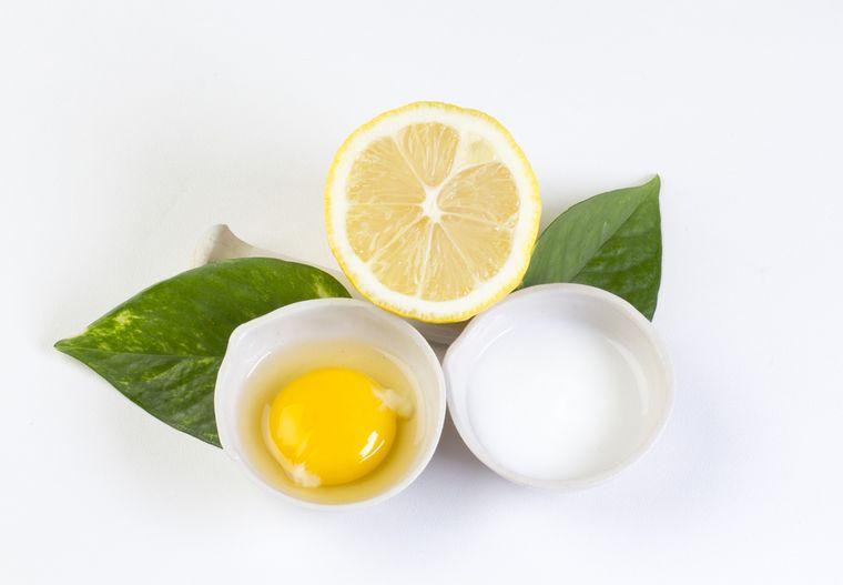 ингредиенты для маски из яичного белка
