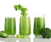 Рецепты зеленых смузи от весеннего авитаминоза