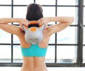 Упражнения с гирей для похудения