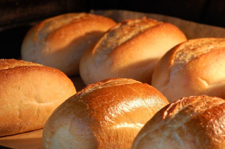 белый хлеб