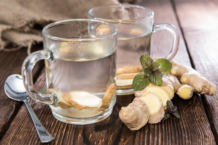 Имбирь для похудения, напиток, чай, порошок, рецепты, отзывы