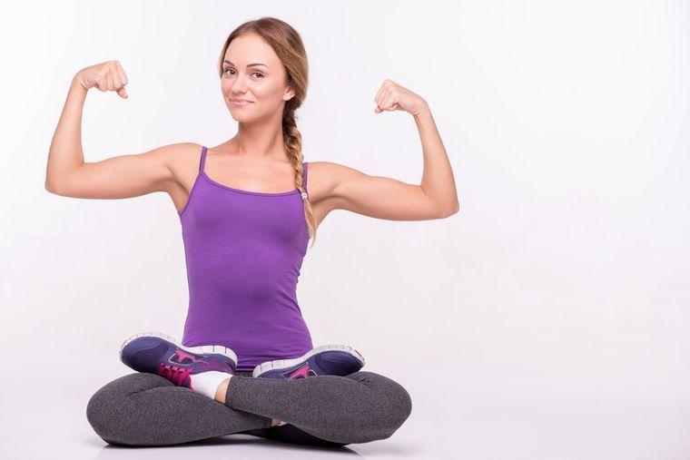 Как избавиться от лишнего жира на руках
