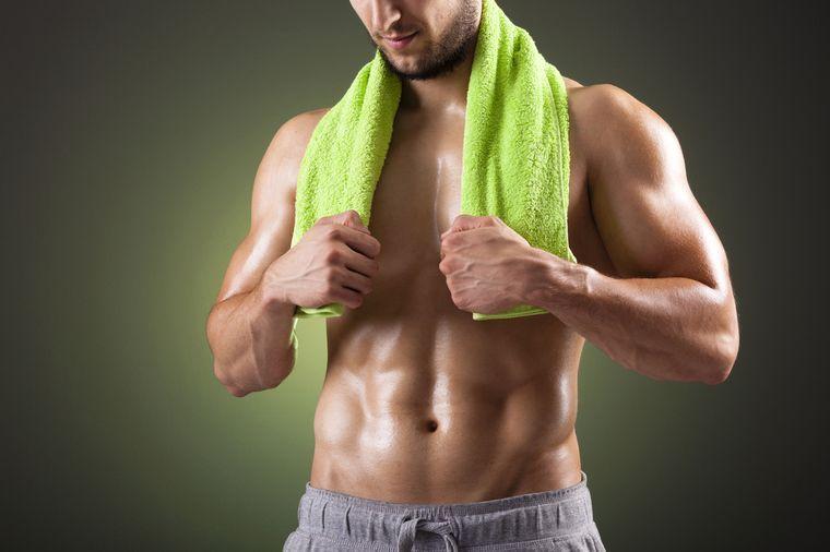 Очень большой вес сбросить мужчине