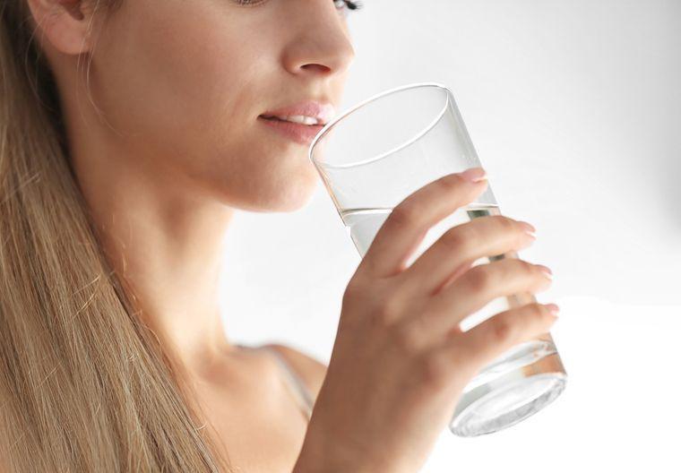 Если мало пить воды можно похудеть