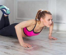Топ-7 упражнений для подтяжки живота после родов
