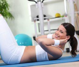 10 лучших упражнений для тонкой талии