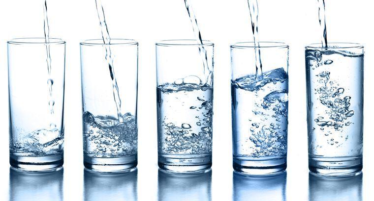 излишнее потребление воды