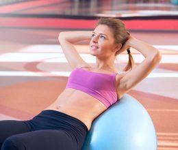 12 способов подтянуть мышцы живота после родов
