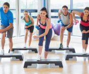 7 эффективных упражнений на степ платформе
