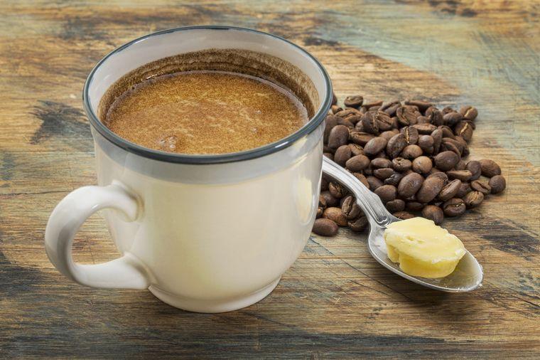 кофе с маслом