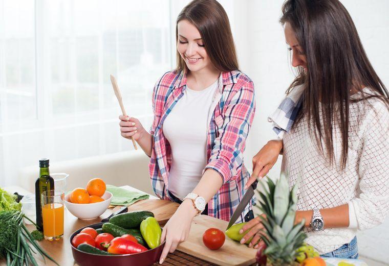 Вегетарианская диета для похудения, меню на неделю, отзывы