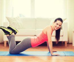 Упражнения для рук для девушек