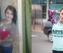 Алина, 20 лет, избавилась от 11 кг