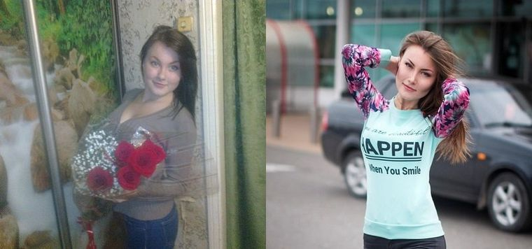 Алина, 20 лет, похудела на 11 кг