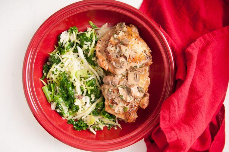 блюдо для низкоуглеводной диеты