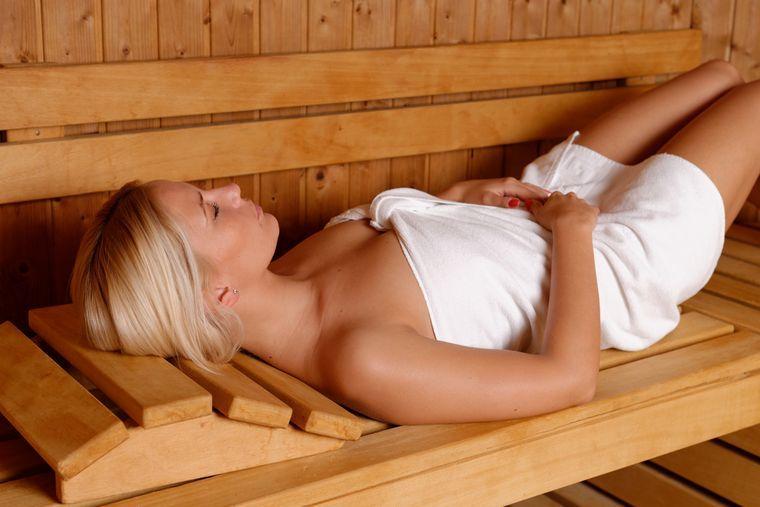 Инфракрасная сауна для похудения, правильное посещение, отзывы