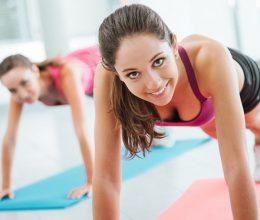 7 упражнений для быстрого избавления от жира на животе