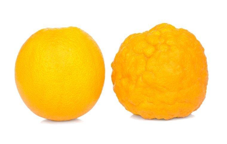 два апельсина